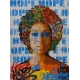 Tableau Street Art HOPE N° 1