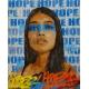 Tableau Street Art HOPE N° 4