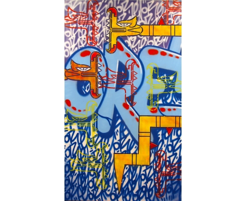 GRAFFITI STORY AU 59