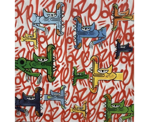 GRAFFITI STORY A L'ALBATROS