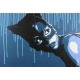Street Art Artwork CATWOMAN